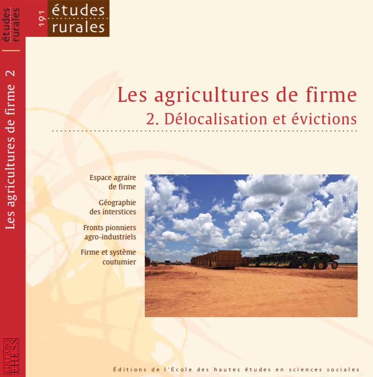 Agricultures de firme_Etudesrurales191_Volume2