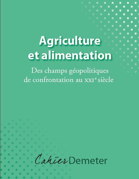 Agriculture et géopolitique