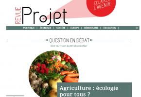 Revue-Projet Agriculture-ecologie pour tous