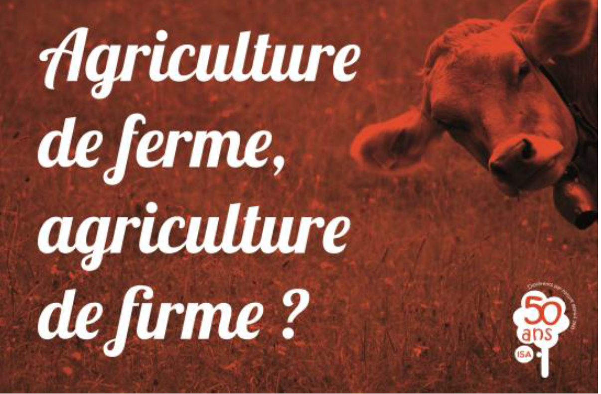 Colloque_Agricultures de ferme Agricultures de firme_ISALille_23janvier2014